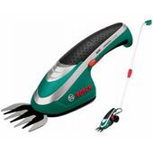 Bosch ISIO 3 аккумуляторные ножницы для травы + штанга