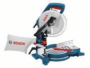 Торцовочные пилы Bosch GCM 10 J
