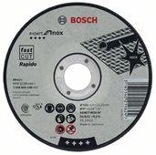 Отрезной круг, прямой, Expert for Inox - Rapido AS 46 T INOX BF, 230 mm, 22,23 mm, 1,9 mm Bosch